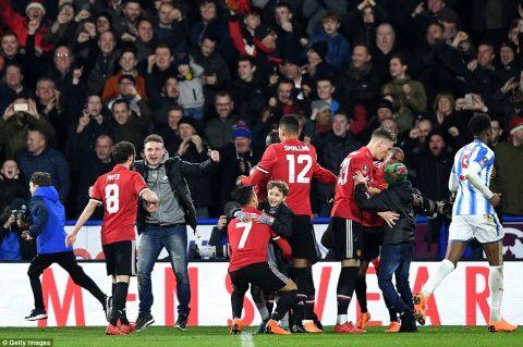 Lukaku lập cú đúp, Man Utd hùng dũng tiến vào tứ kết FA Cup