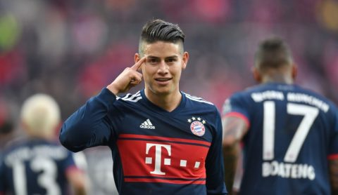 Đây! Lý do James Rodriguez đang là cầu thủ hay nhất Bundesliga, trở thành 'ông hoàng' mới tại Bayern