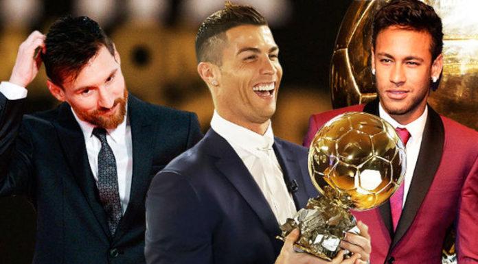 Messi chỉ đích danh 4 đối thủ sẽ cạnh tranh danh hiệu Quả bóng Vàng với anh trong năm 2018