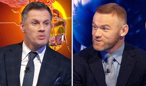 """""""Đè bẹp"""" huyền thoại Liverpool chỉ với 1 câu nói, Rooney làm nức lòng CĐV Man United"""