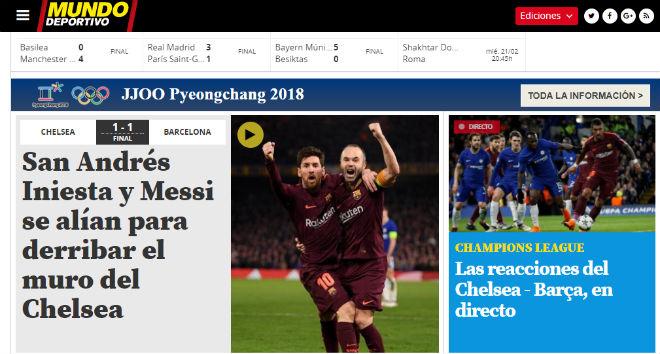 """Chelsea """"rơi vàng"""" trước Barca: Báo Anh công kích """"Terry đệ nhị"""""""