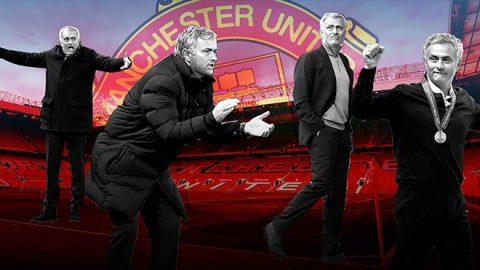 M.U 'trói' Mourinho: Quyết định khôn ngoan hay mạo hiểm?