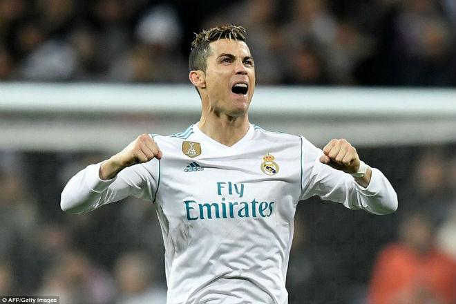 CHOÁNG VÁNG với kỷ lục chưa từng có của Ronaldo sau khi lập cú đúp giúp Real Madrid đại thắng PSG