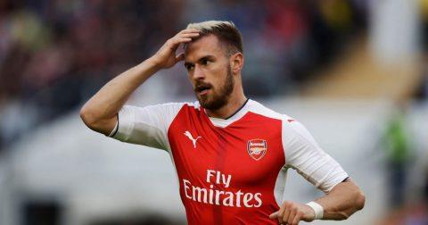 Ramsey ghi bàn và những lần người nổi tiếng thế giới qua đời, lần này là một Hattrick?