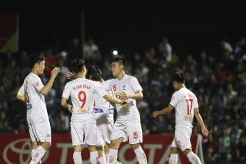 V-League 2018 chưa bắt đầu, HAGL đã lập kỷ lục vô tiền khoáng hậu