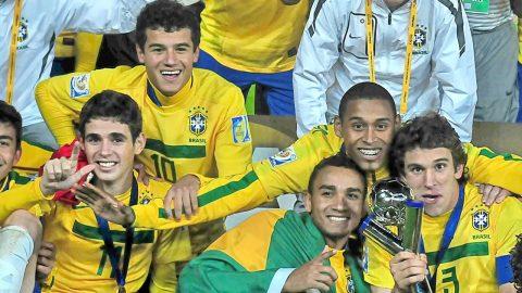 Dàn sao mai Brazil vô địch U20 World Cup năm 2011 giờ ra sao?