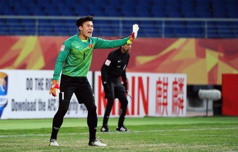 Xuất sắc là thế nhưng thủ môn Bùi Tiến Dũng vẫn còn bộc lộ 3 hạn chế ở giải châu Á