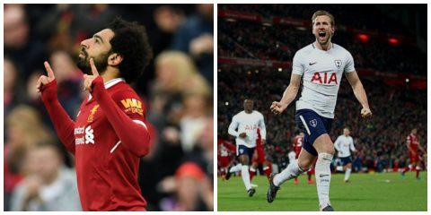 Kết quả Liverpool vs Tottenham: Rượt đuổi nghẹt thở và cái kết không tưởng phút bù giờ