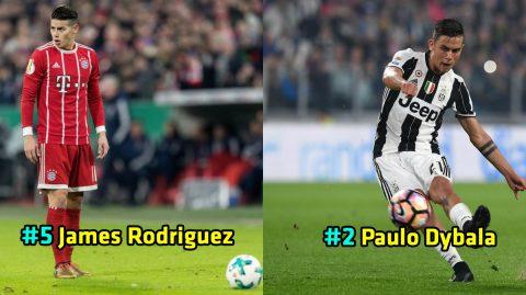Top 10 cầu thủ đá phạt hiệu quả nhất châu Âu: Messi nằm ngoài top 20; Vị trí số 1 khiến tất cả ngã ngửa
