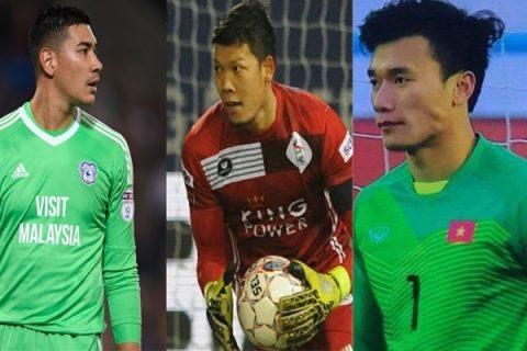 Fan Việt Nam ầm ầm bình chọn, đẩy Bùi Tiến Dũng lên thủ môn hay số 1 Đông Nam Á