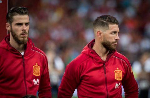 """TIN HOT M.U NGÀY 03/02: De Gea """"cầu cứu"""" Ramos để đến Real"""