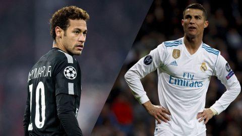 Đạt cột mốc đáng nhớ trong sự nghiệp, Neymar gửi lời thách thức hùng hồn đến Ronaldo và Real