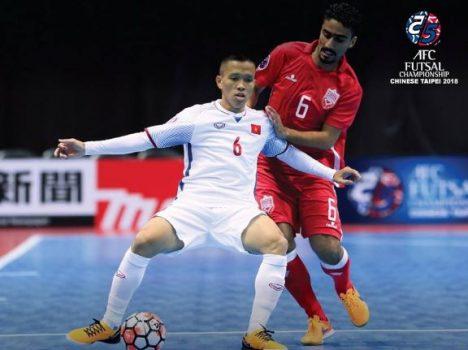 Thắng nghẹt thở, Việt Nam giành 3 điểm đầu tiên tại giải châu Á