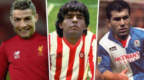 Ronaldo đến Liverpool, Maradona sang Sheffield… và những thương vụ khó tin suýt thành hiện thực