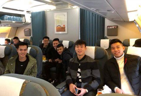 Dàn sao U23 Việt Nam vội vã 'hành quân' vào TP.HCM dự lễ vinh danh hoành tráng không kém Hà Nội