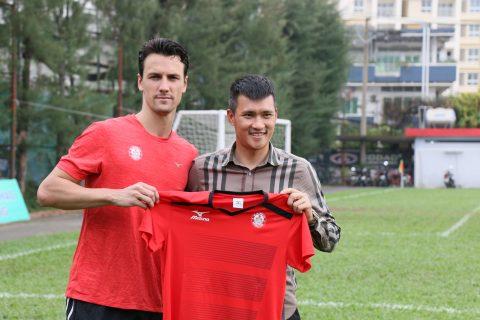 NÓNG: Không đáp ứng được chuyên môn, cựu sao Man United bất ngờ phải rời CLB TP.HCM