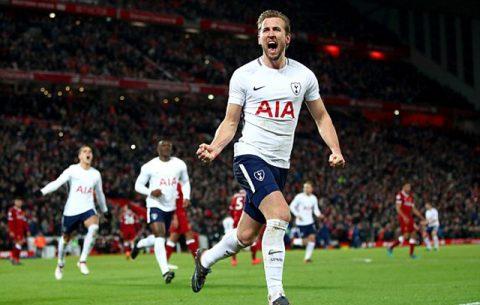 Cán mốc 100 bàn Ngoại hạng Anh, Harry Kane xứng tầm với những siêu sao nào?