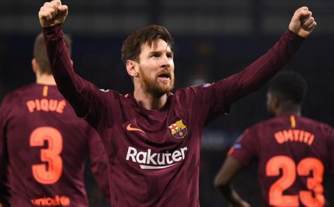 """CHÙM ẢNH: Cuối cùng, Messi đã phá tan được """"lời nguyền Chelsea"""""""