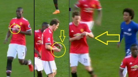 Thông điệp cực… 'đáng yêu' Mourinho gửi cho Matic khiến tất cả phì cười