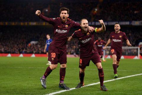 """'Thánh' Iniesta: """"Về Nou Camp, Chelsea sẽ biết tay Barca"""""""