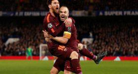 """""""Đánh rơi"""" 2 bàn thắng, Chelsea cay đắng nhận đòn trừng phạt từ Messi"""