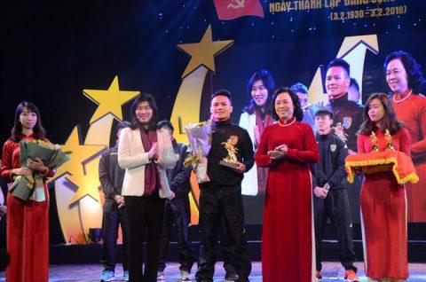 NÓNG: Có đến 5 ngôi sao U23 Việt Nam được phong tặng biểu tượng Thánh Gióng