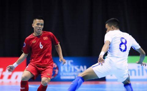 Thua đáng tiếc trước Uzbekistan, Việt Nam CHÍNH THỨC dừng bước ở giải Futsal châu Á