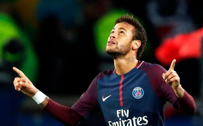 Chưa cần đá với Real Madrid, Neymar đã vô địch ở mặt trận này
