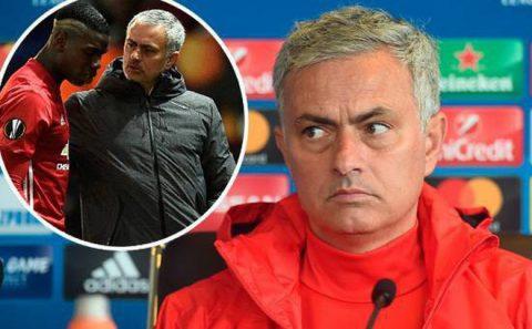 Mourinho lên tiếng về mối quan hệ với Pogba, công kích dữ dội giới truyền thông