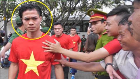 Cả Việt Nam phẫn nộ khi Công Phượng bị xỉ nhục, đặt điều là khinh bỉ các CĐV tại TP.HCM