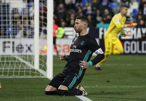 Kết quả Leganes – Real Madrid: Ngược dòng đẳng cấp, penalty phút 90