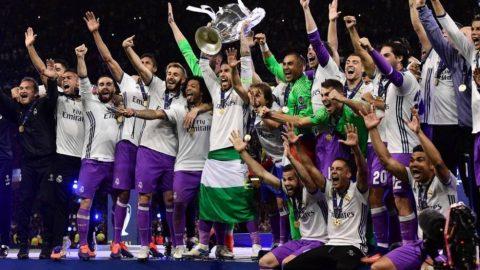 Top 10 sự kiện bóng đá nổi bật của năm 2017:Real Madrid hóa giải lời nguyền Champions League;  MU lần đầu vô địch Europa League