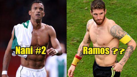Top 7 cầu thủ bóng đá sở hữu thân hình triệu người mê: Số 1 không phải bàn cãi