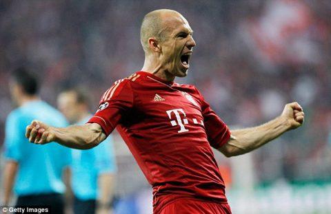 Thương vụ khó tin: Ở tuổi 34, Robben sắp tái ngộ với Premier League khiến tất cả ngỡ ngàng