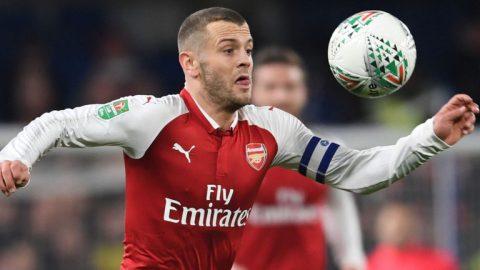 Sau Ozil, Arsenal chuẩn bị giữ chân thành công Wilshere