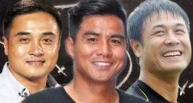 3 ông thầy đẹp trai, tài năng, nam tính của bóng đá Việt Nam