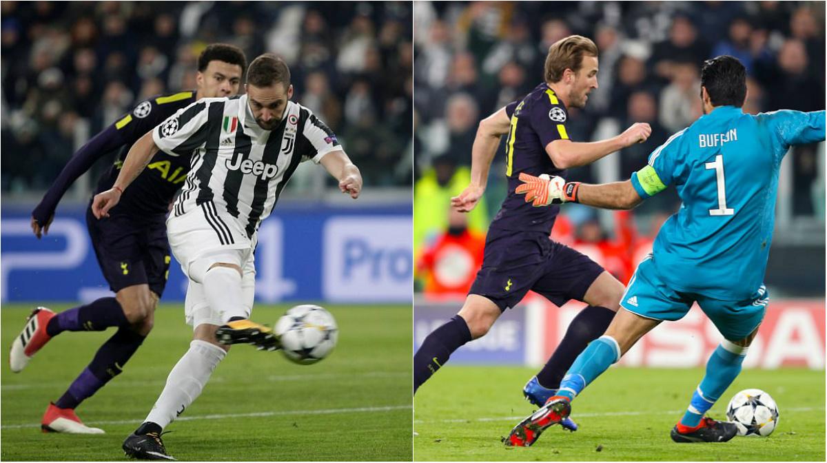 Kết quả Juventus vs Tottenham: Phủ đầu như mơ, bước ngoặt 2 quả 11m