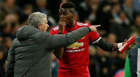 Pogba bị Mourinho loại khỏi trận Huddersfield Town, mối quan hệ giữa hai thầy trò liệu có thực sự ổn?
