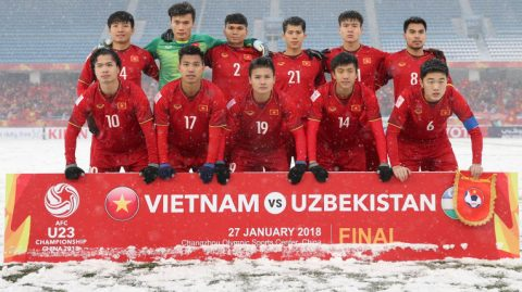"""VFF quyết """"chơi lớn"""", U23 Việt Nam có cơ hội vươn tới giải đấu đẳng cấp thế giới?"""