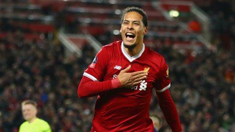 Hậu vệ đắt nhất thế giới Virgil van Dijk liệu có xứng đáng với cái giá 75 triệu bảng?