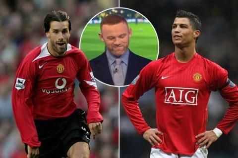 """Rooney tiết lộ sự thật chuyện """"con Quỷ"""" ghi 150 bàn bị Ronaldo ép phải rời M.U"""