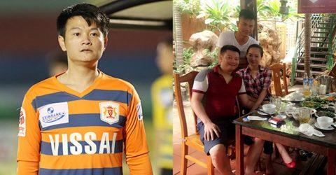 """""""Thần đồng"""" bóng đá Việt Nam Văn Quyến ngày ấy, bây giờ ra sao?"""