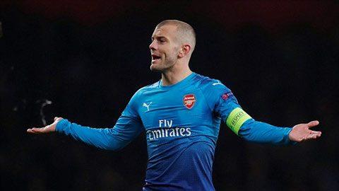 Wilshere lên tiếng về trận thua bẽ bàng của Arsenal