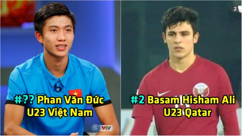 Báo Trung Quốc bình chọn 10 cầu thủ đẹp trai nhất VCK U23 châu Á: Bất ngờ không có Tiến Dũng