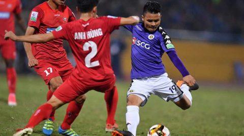 Các tuyển thủ U23 Việt Nam chơi thế nào trong ngày trở lại V.League?