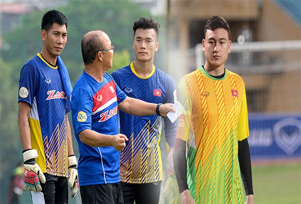 Cựu danh thủ Dương Hồng Sơn chỉ ra thủ môn số 1 ĐT Việt Nam