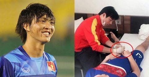 """Bác sỹ ĐT Việt Nam: """"Trong hoàn cảnh ấy mà Tuấn Anh vẫn cười được, tôi thực sự nể phục em"""""""