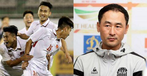 Bị U19 Việt Nam dìm xuống tận cùng đau khổ, HLV Hàn Quốc nói điều khiến ai cũng mát lòng, mát dạ