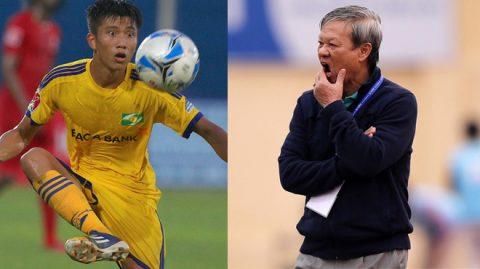 HLV Lê Thụy Hải: Đá như U23 Việt Nam sao vô địch nổi V.League?