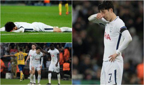 CHÙM ẢNH: Ronaldo Hàn bật khóc nức nở trong ngày bị Juve đá văng khỏi cúp C1 khiến tất cả phải nghẹn ngào